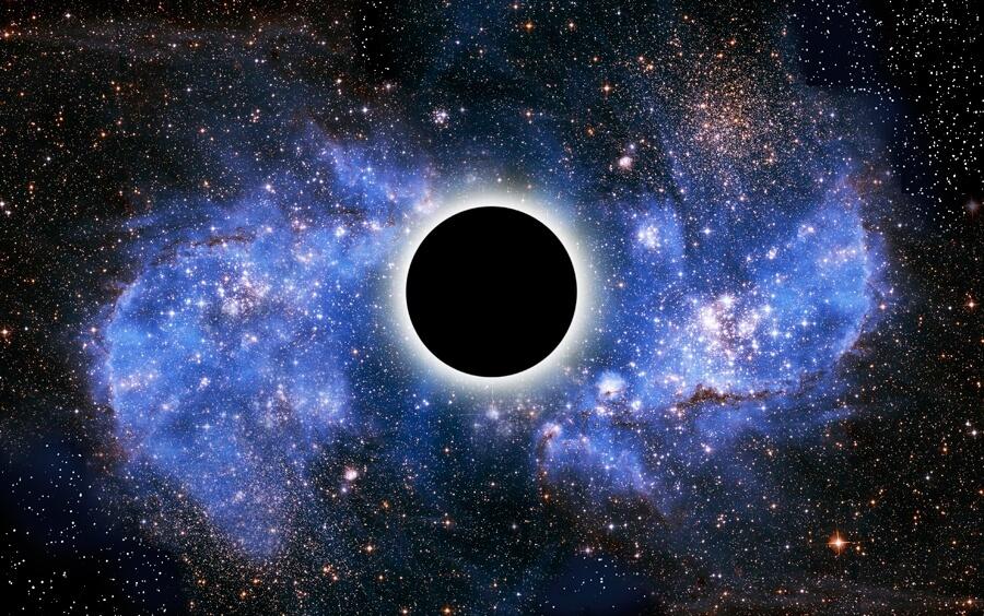 RGG 118 Black Hole