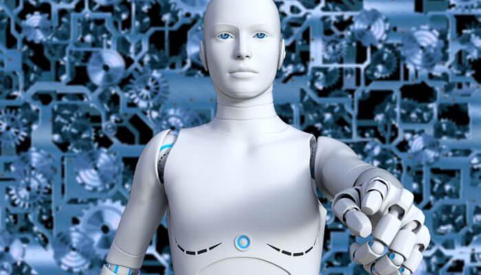 three law of robotics